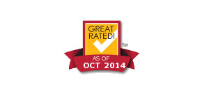 Great Rated Logo
