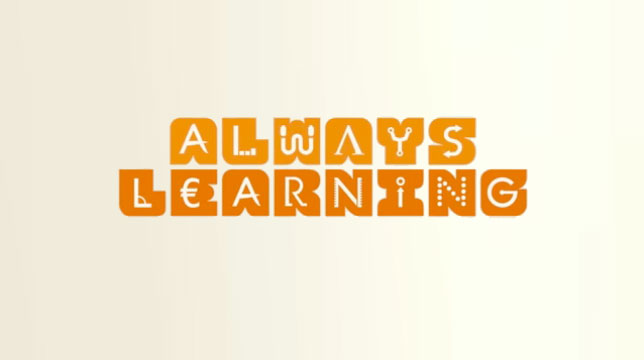 Always learning: the Pearson brand