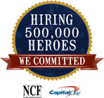 Hiring 500,000 Heroes Committed