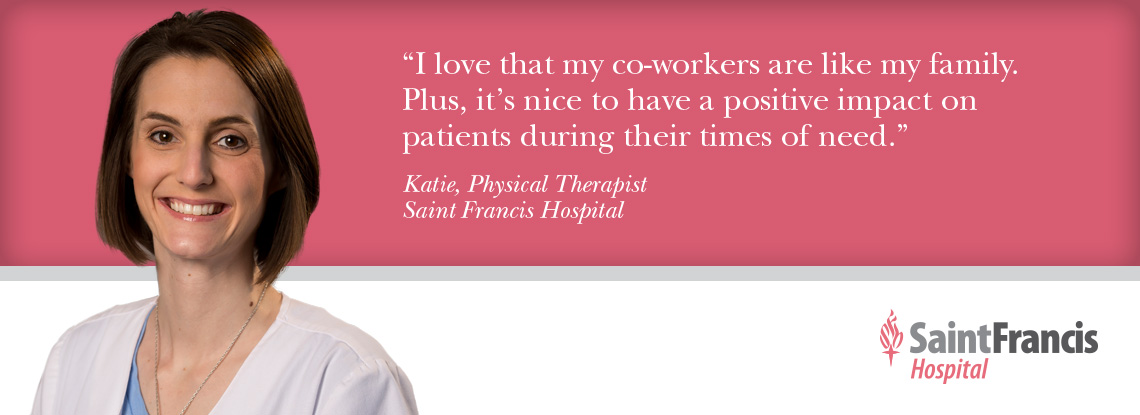 Learn about Saint Francis careers and join our team based  in Tulsa, OK